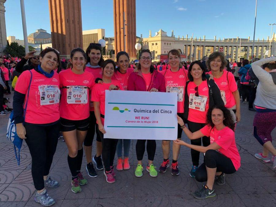 Women's Race 2018