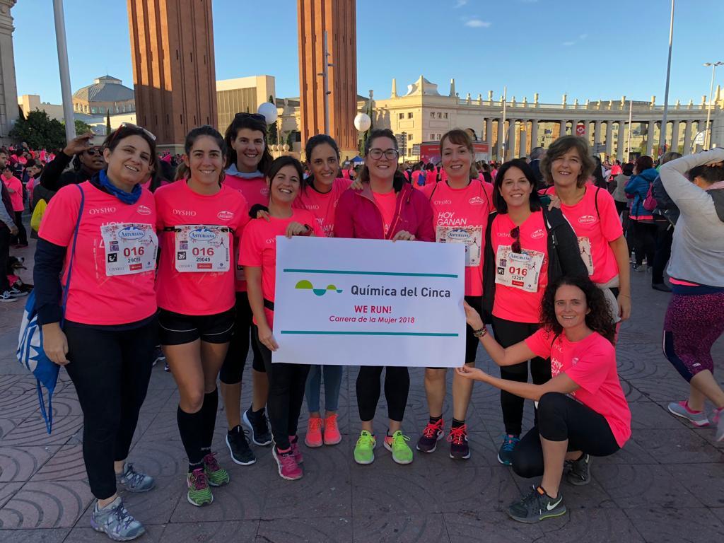 Carrera de la Mujer 2018
