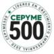 QCINCA RECONNUE EN 2020 PAR CEPYME500