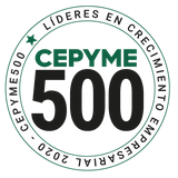 QCINCA RECOGNIZED IN 2020 BY CEPYME500